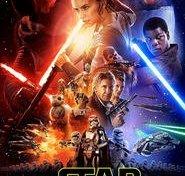 """Plakat for filmen """"Star Wars: The Force Awakens"""""""