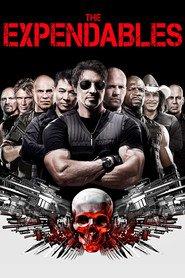 """Plakat for filmen """"The Expendables"""""""