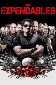 "Plakat for filmen ""The Expendables"""