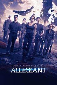 """Plakat for filmen """"Allegiant"""""""