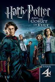 "Plakat for filmen ""Harry Potter and the Goblet of Fire"""