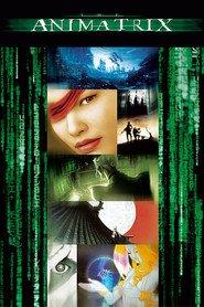 """Plakat for filmen """"The Animatrix"""""""