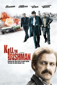 "Plakat for filmen ""Kill the Irishman"""