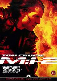 "Plakat for filmen ""Mission: Impossible II"""