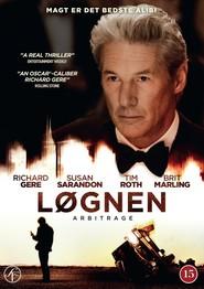 """Plakat for filmen """"Arbitrage"""""""