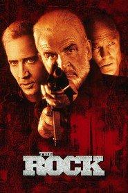 """Plakat for filmen """"The Rock"""""""