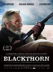 "Plakat for filmen ""Blackthorn"""