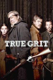 """Plakat for filmen """"True Grit"""""""