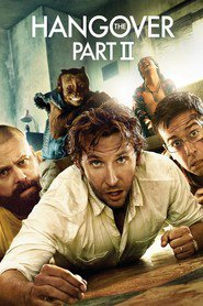 "Plakat for filmen ""The Hangover Part II"""