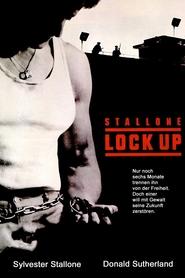 """Plakat for filmen """"Lock Up"""""""