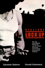 "Plakat for filmen ""Lock Up"""
