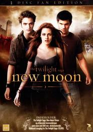 "Plakat for filmen ""The Twilight Saga: New Moon"""