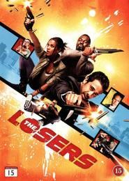 "Plakat for filmen ""The Losers"""
