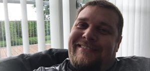 Jesper Bjørn Schlæger, juni 2017 efter 2 1/2 år i helvede