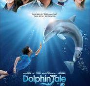 """Plakat for filmen """"Dolphin Tale"""""""