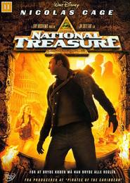 "Plakat for filmen ""National Treasure"""