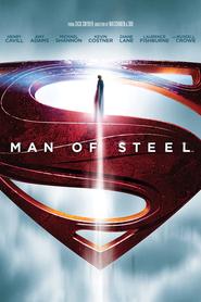 """Plakat for filmen """"Man of Steel"""""""