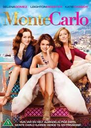 """Plakat for filmen """"Monte Carlo"""""""