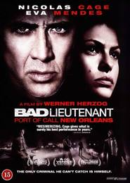 "Plakat for filmen ""The Bad Lieutenant: Port of Call - New Orleans"""