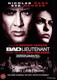 """Plakat for filmen """"The Bad Lieutenant: Port of Call - New Orleans"""""""