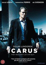 """Plakat for filmen """"Icarus"""""""