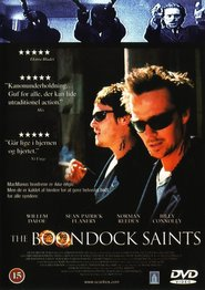 "Plakat for filmen ""The Boondock Saints"""