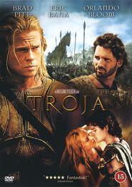 """Plakat for filmen """"Troja"""""""