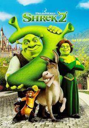 """Plakat for filmen """"Shrek 2"""""""