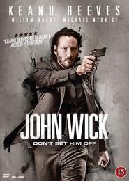 """Plakat for filmen """"John Wick"""""""