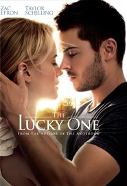 """Plakat for filmen """"The Lucky One"""""""