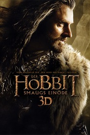 "Plakat for filmen ""Hobbitten: Dragen Smaugs Ødemark"""