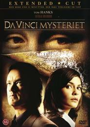 "Plakat for filmen ""Da Vinci mysteriet"""