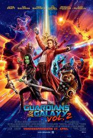 "Plakat for filmen ""Guardians of the Galaxy Vol. 2"""
