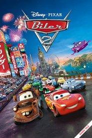 """Plakat for filmen """"Biler 2"""""""