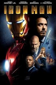 """Plakat for filmen """"Iron Man"""""""
