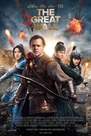 "Plakat for filmen ""The Great Wall"""