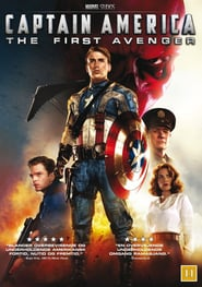 "Plakat for filmen ""Captain America: The First Avenger"""