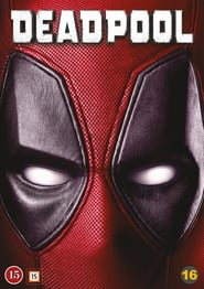 """Plakat for filmen """"Deadpool"""""""