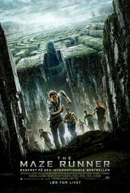 "Plakat for filmen ""The Maze Runner"""