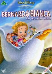 """Plakat for filmen """"Bernard og Bianca: SOS fra Australien"""""""