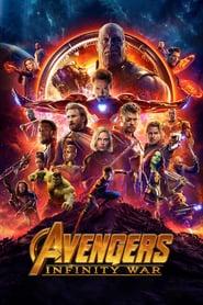 """Plakat for filmen """"Avengers: Infinity War"""""""
