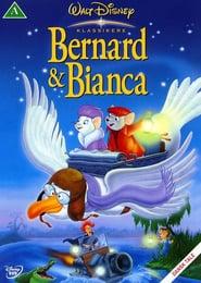"""Plakat for filmen """"Bernard og Bianca"""""""