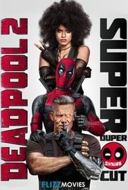"""Plakat for filmen """"Deadpool 2"""""""