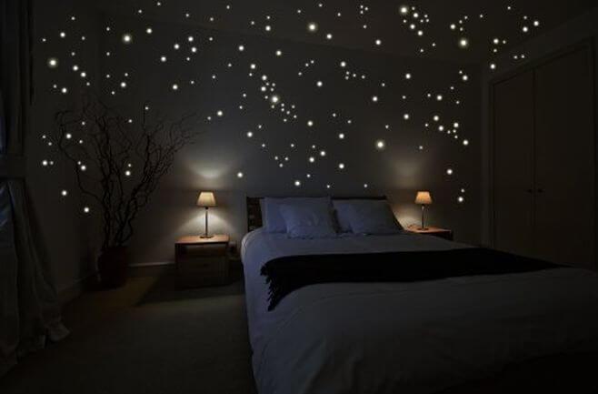 Sternenhimmel Im Schlafzimmer