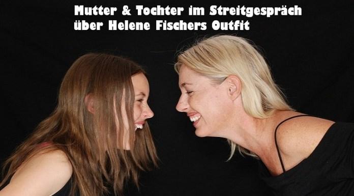 Helene Fischers Outfit zu sexy- streitgespräch