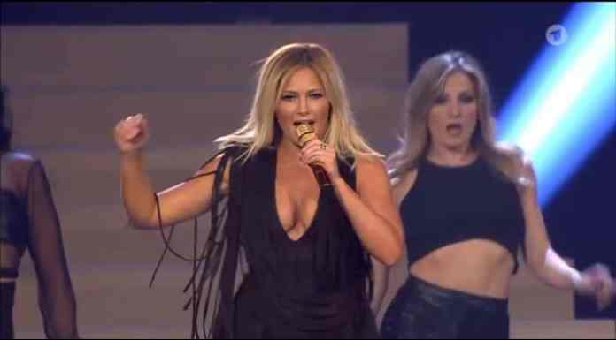 Helene Fischer Schlagerboom Video