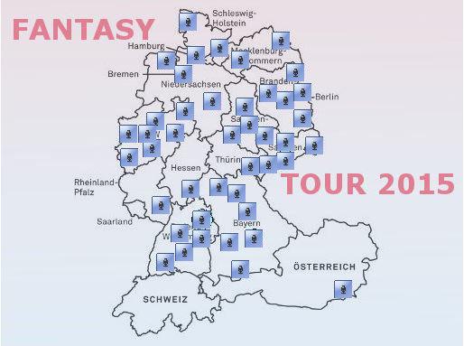 Fantasy Tour 2015