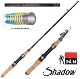 DAM Shadow Tele Mini Spin 15 2,10m 6-tlg 5-15g 2184210 Reiserute -