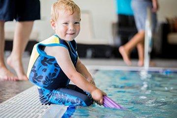 Die original Konfidence Kinder Schwimmweste 5 Jahre rot -