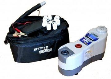 Elektrische Luftpumpe Bravo BTP 12 Digital -